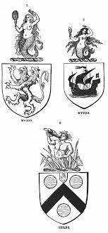 the mermaid and the symbolism of the fish the mermaid and merman in heraldry