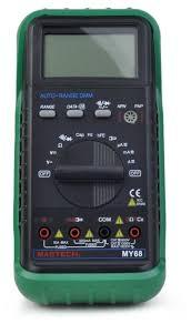 <b>Мультиметр Mastech MY-68</b> — Мультиметры и тестеры — купить ...