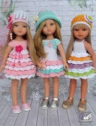 Испанские куклы <b>Paola Reina</b> | <b>paola reina</b> крючок | Кукольная ...