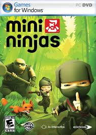 Download – PC Mini Ninjas + Crack 2009