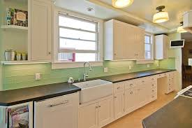 green tiles kitchen  images about kitchens on pinterest subway tile backsplash blue tiles