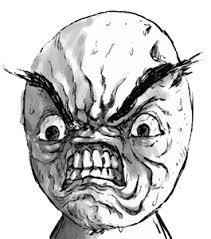 Graphics for Facebook Cover » Crazy rage meme face via Relatably.com