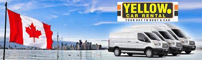 24x7 Airport Pickup Van Services- <b>Yellow Car</b> Rental Toronto ...