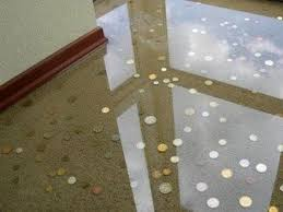 Image result for clear epoxy floor coating