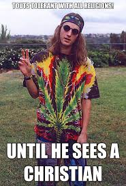 Freshman Hippie memes | quickmeme via Relatably.com