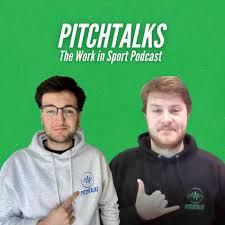 PitchTALKS: Work in Sport Podcast