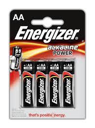 Мощные щелочные <b>батарейки Energizer</b> - AA, AAA, C, D & 9V ...