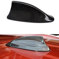 Carbon Fiber Antenna Shark Fin Cover Trim for BMW ... - Amazon.com