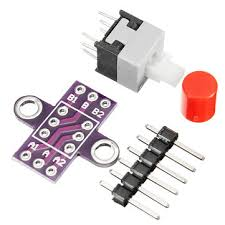 <b>10Pcs CJMCU-010 With</b> Lock Button Self-locking Switch Double ...