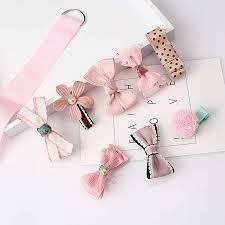 <b>M MISM 1</b> set=7pcs Bow Baby Girls Headwear Sets Headband ...