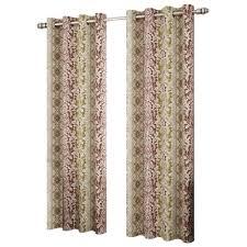 room curtains catalog luxury designs: shayla jewel polyester grommet room darkening curtain  in w