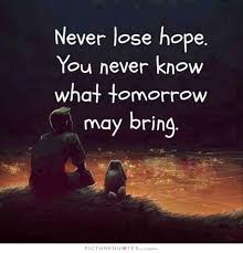 Hope Quotes | Hope Sayings | Hope Picture Quotes via Relatably.com