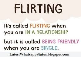 Flirting Quotes & Sayings for Girlfriend - Whatsapp Status via Relatably.com