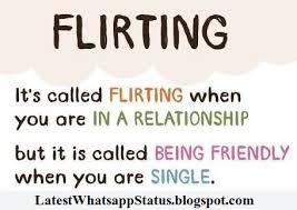 Flirting Quotes & Sayings for Girlfriend - Whatsapp Status via Relatably.com