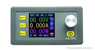 RD <b>DP30V5A</b>-<b>L</b> DC Adjustable Step Down <b>Constant Voltage</b> Power ...
