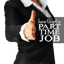 how to get a part time job living well spending less reg  how to get a part time job budgeting 101 debt living make