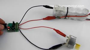PWM <b>DC</b> Motor Speed Controller (<b>1.8V 3V</b> 5V 6V 12V <b>2A</b>) and ...