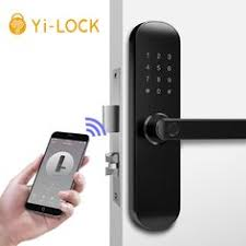 <b>Yi</b>-<b>LOCK</b> smart security <b>biometric</b> electronic <b>fingerprint</b>/rfid/key ...