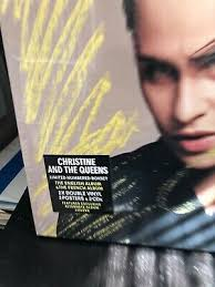 CHRISTINE AND THE QUEENS - CHRIS 2x <b>VINYL</b> Limited ...