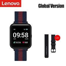 Global Version Lenovo <b>Smart Watch 1.4inch</b> 240x240p Fitness ...