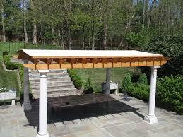 exterior gazebo ideas backyard designs architecture awesome modern outdoor patio design idea