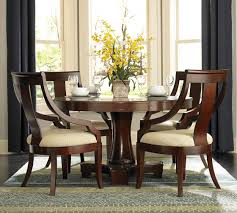 Traditional Dining Room Chairs Best Finish For Wood Kitchen Table Iron Table Base Impressive