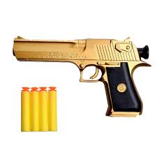 Plastic <b>Desert Eagle Toy</b> Gun Airsoft Pistol Weapons For Airsoft ...