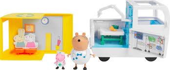 """Свинка Пеппа. Игровой набор """"<b>Медицинский центр</b>"""", <b>Peppa Pig</b> ..."""