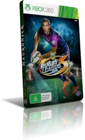 Rugby League Live 3 2015 RGH Multi Xbox 360 2.8gb[Mega+]