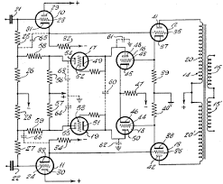 switchable single ended, push pull guitar amp on simple 6l6 schematic