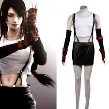 <b>Anime Final Fantasy Cosplay</b> Final Fantasy VII New Tifa Lockhart ...