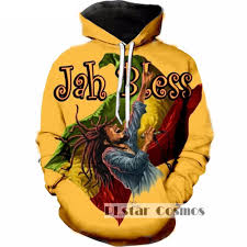 <b>PLstar Cosmos</b> 2017 new <b>fashion</b> 3d Hoodies Reggae originator ...
