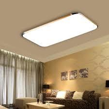 Flush Mount Kitchen Ceiling Lights 48w Flush Mount Led Pendant Light Ceiling Lamp Bedroom Gold