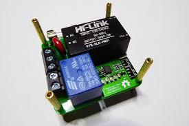 The ESPurna Board, a Smart <b>Wall Switch</b> With <b>Power</b> Monitoring ...