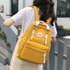pomelos backpack female fashion women leather backpacks back pack girls school bag traveler woman schoolbag