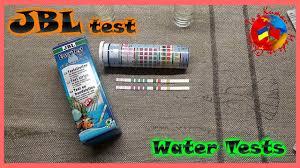 Наконец-то я их заказал! <b>Тесты</b> для аквариума / JBL test - YouTube