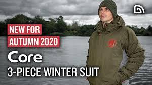 Trakker Products Core <b>3</b>-<b>Piece Winter</b> Suit - YouTube