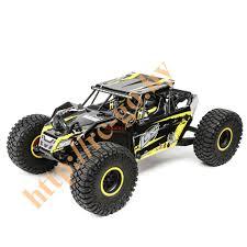 <b>Радиоуправляемая</b> модель <b>Монстра</b> Team <b>Losi</b> Rock Rey 4WD ...