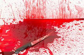 Resultado de imagem para faca sangue