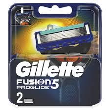 <b>Сменные кассеты Gillette Fusion5</b> ProGlide 2 шт., купить по цене ...