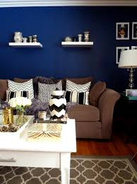 bedroomappealing accent wall ideas bedroom blue gray brown sofa and white table fas flower brown room pinterest walls