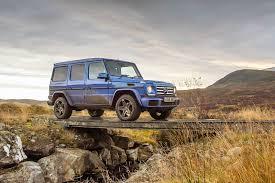 Mercedes-Benz <b>G-Class</b>: road-trip from coast to coast   Autocar
