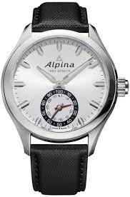 <b>Alpina</b> Horological Smartwatch <b>AL</b>-<b>285S5AQ6</b> - купить <b>часы</b> по ...