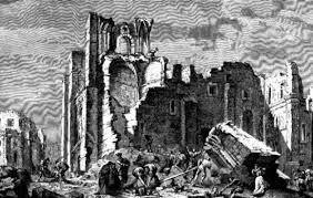 「1755年 リスボン地震」の画像検索結果