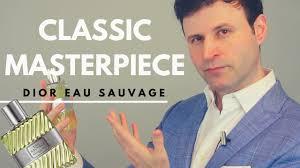 <b>Dior Eau Sauvage</b> Classic Fragrance REVIEW | MAX FORTI ...