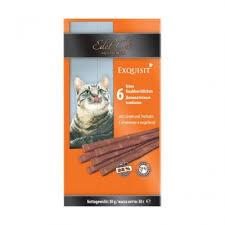 <b>Лакомство Edel Cat для</b> кошек колбаски, ягненок, индейка, 6шт.*5 г