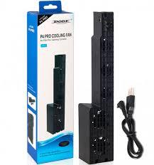 <b>Система охлаждения</b> PS4 Pro Cooling Fan <b>DOBE</b> (TP4-831 ...