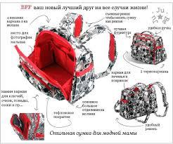 Сумка-<b>рюкзак Ju</b>-<b>Ju</b>-Be BFF
