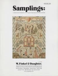 Samplings: XXII by M. Finkel & Daughter - issuu
