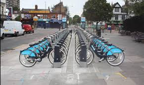Image result for estacionamientos de bicicletas